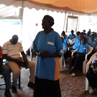 Integrated community case management of childhood illness is happening in Bondo, western Kenya