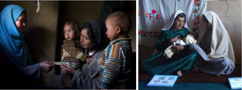 The Community-Based Healthcare System of Afghanistan