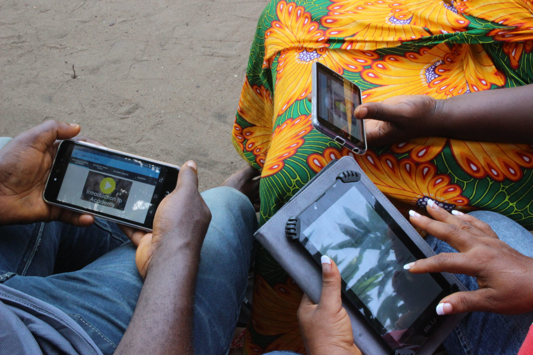 Delivering Digital Educational Content for CHWs on a Global Scale