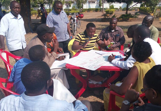 Assessing community health worker programme governance: A guiding framework
