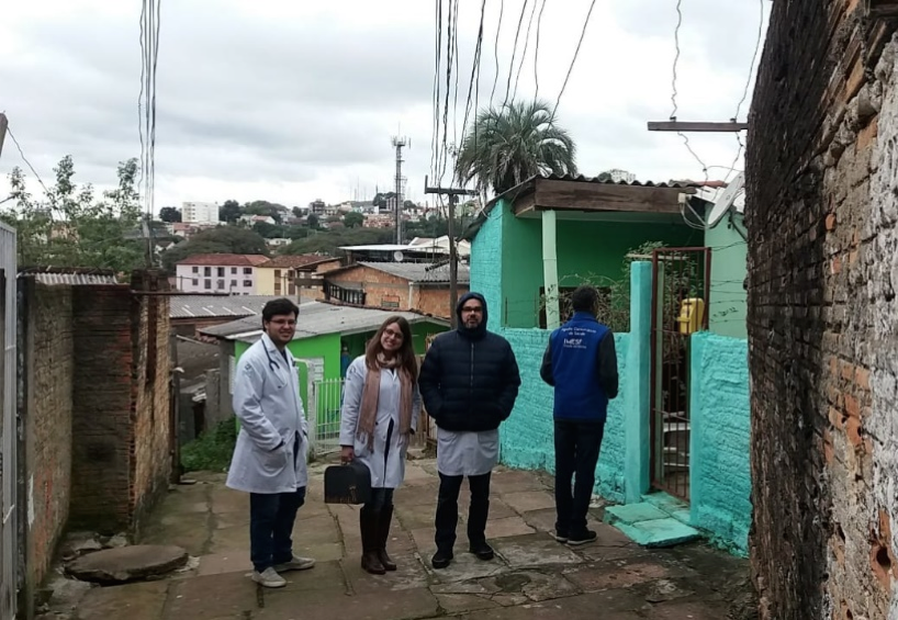 The Community Health Agent Program of Brazil