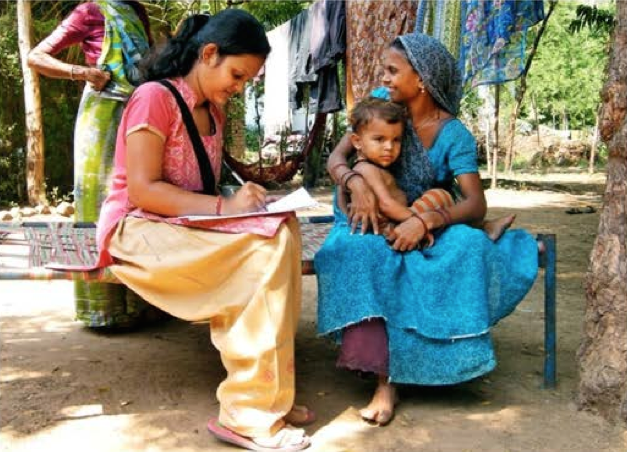 India's Auxiliary Nurse-Midwife, Anganwadi Worker, and Accredited Social Health  Activist Programs