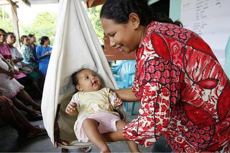 Indonesia's Community Health  Workers (Kaders)