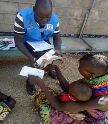 Kenya's Community Health Volunteer Program
