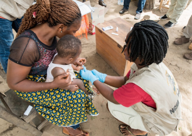 Liberia's National Community Health Worker Programs