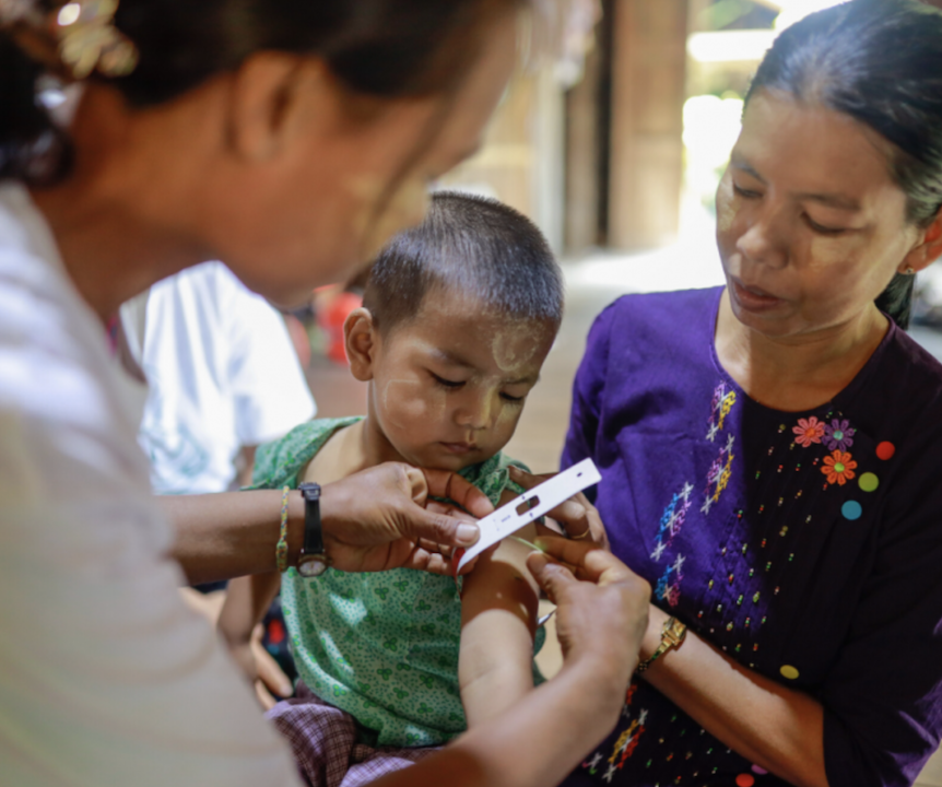 Myanmar's Community-Based Health Workers