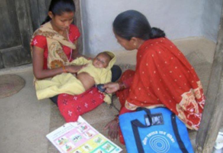 Nepal's Community Health Worker System
