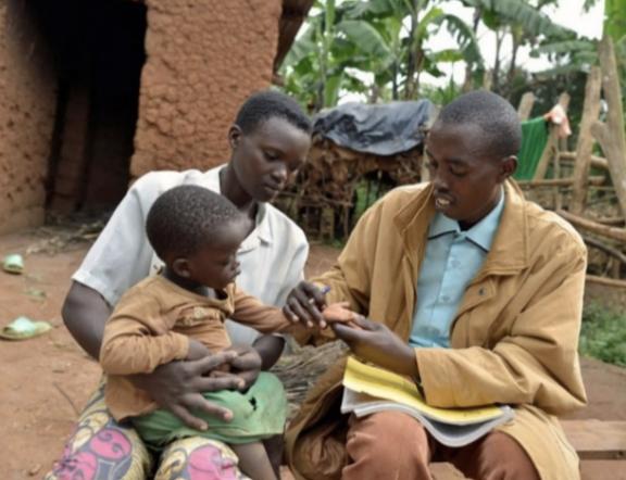 Rwanda's Community Health Worker Program