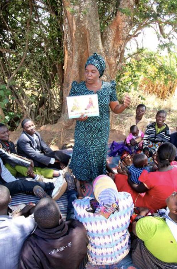 Tanzania's Community-based Health Program