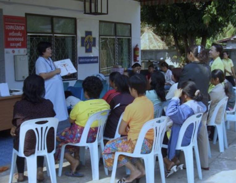 Village Health Volunteers of Thailand